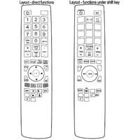 Replacement SAMSUNG Remote Control AK59-00149A AK5900149A