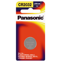 Lithium CR2032 Coin Battery 1Pack