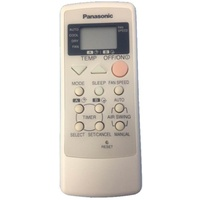 Original Panasonic Remote Control A75C2315 replaces A75C560